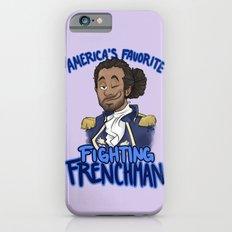 America's Favorite Fighting Frenchman iPhone 6 Slim Case