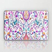 Folk Paradise Laptop & iPad Skin
