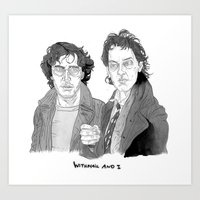 Withnail And I Art Print