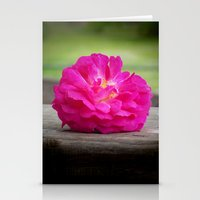 Just a Rose Stationery Cards