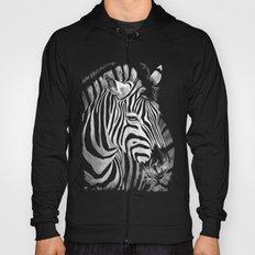 Zebra Painting Hoody