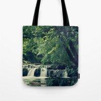 Rio en Tabira Tote Bag