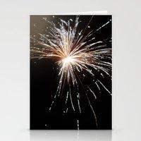 Fireworks1 Stationery Cards