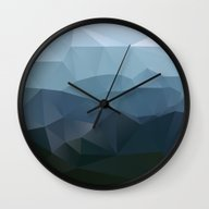 Wall Clock featuring True At First Light by Three Of The Possess…