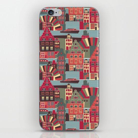 Amsterdam my love iPhone & iPod Skin