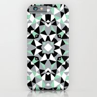 Abstract Kaleidoscope Mi… iPhone 6 Slim Case