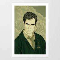 R. C. Art Print