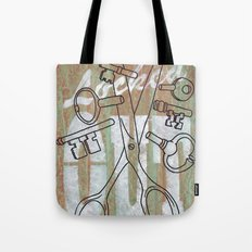 Locked Out? get some more keys cut yeah! Tote Bag