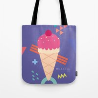Ice Cream II Tote Bag