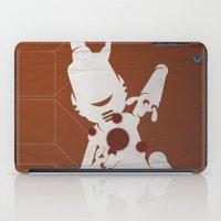 CHAM.AN.DROID iPad Case