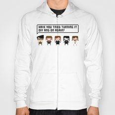 The IT Crowd Characters Hoody