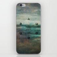 Platonic Solids iPhone & iPod Skin