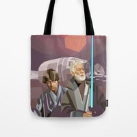 Farthest From Tote Bag