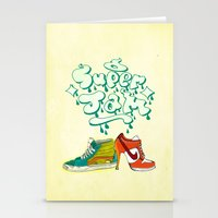 Super Jam Stationery Cards