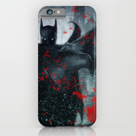Shadow of the Bat iPhone & iPod Case