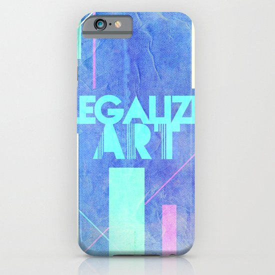 Legalize Art. iPhone & iPod Case