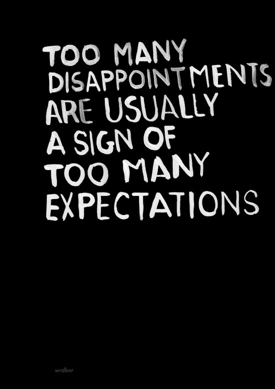 Disappointments /2/ Art Print