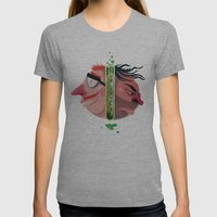 Dr. Jekyll's Anti-Frekyl… Womens Fitted Tee Athletic Grey SMALL