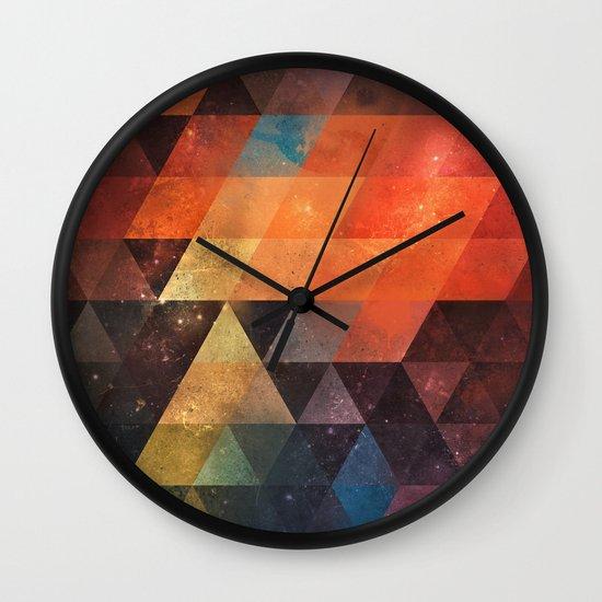 nyst Wall Clock