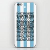 goal of the century iPhone & iPod Skin