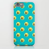 PURRFECT POLKA DOTS iPhone 6 Slim Case