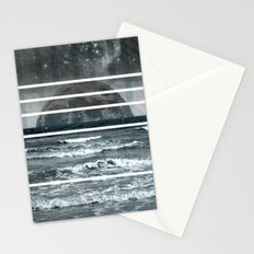 Midnight Swim Stationery Cards