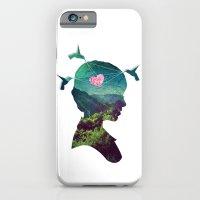 iPhone & iPod Case featuring Voyage by Amandine Léveillé-Quintric