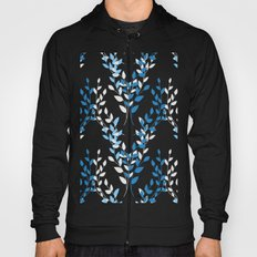 Branches with  leaves  Hoody