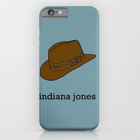 Indiana Jones iPhone & iPod Case