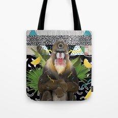 MANDRIL Tote Bag