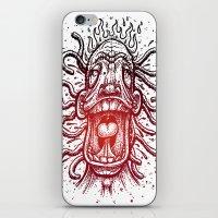 Jah!! iPhone & iPod Skin