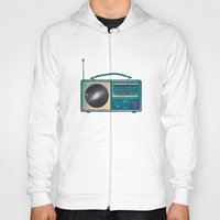 Space Radio Hoody