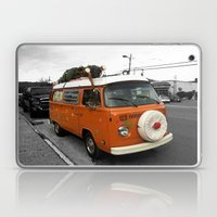 The Holiday Bus Laptop & iPad Skin