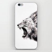 Timothy iPhone & iPod Skin