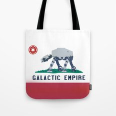 California Strikes Back Tote Bag