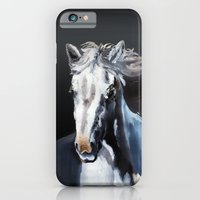 Horse Ghost iPhone 6 Slim Case