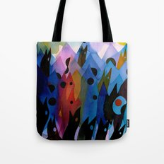 Swim School Tote Bag
