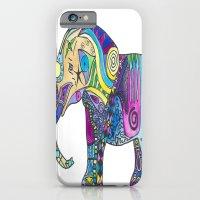 Elephant Profile iPhone 6 Slim Case