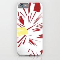 Camellia Flower iPhone 6 Slim Case