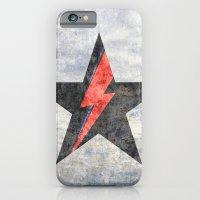 BlackStarMan (waiting in the sky) iPhone 6 Slim Case