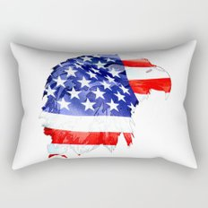 American Eagle Rectangular Pillow