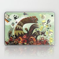 Tsuna Me  Laptop & iPad Skin