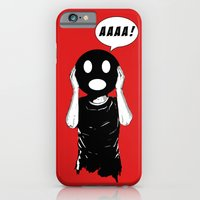 scream_3 iPhone 6 Slim Case