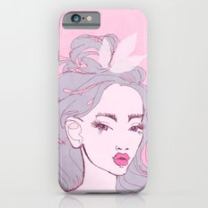 selfie girl_9 iPhone 6s Slim Case