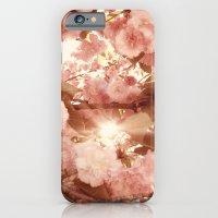 Cherry Blossom Sky iPhone 6 Slim Case