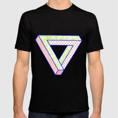 NONFINITY Black SMALL Mens Fitted Tee