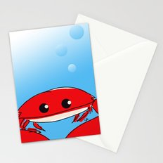 The Crabness Stationery Cards