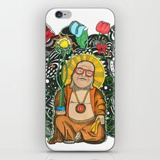 Bamboo Buddha iPhone & iPod Skin