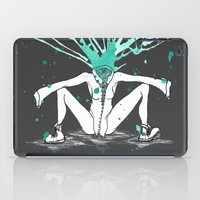 All Riled Up & Silent iPad Case