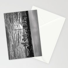 A view of downtown Toronto. Stationery Cards